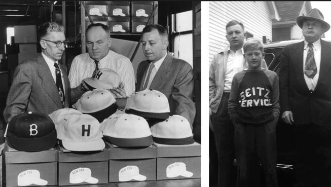 1920 mr. Ehrhardt Koch, a New Era Hat